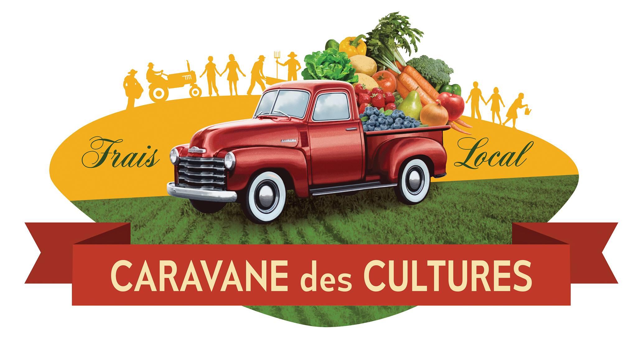 Caravane des Cultures - Logo