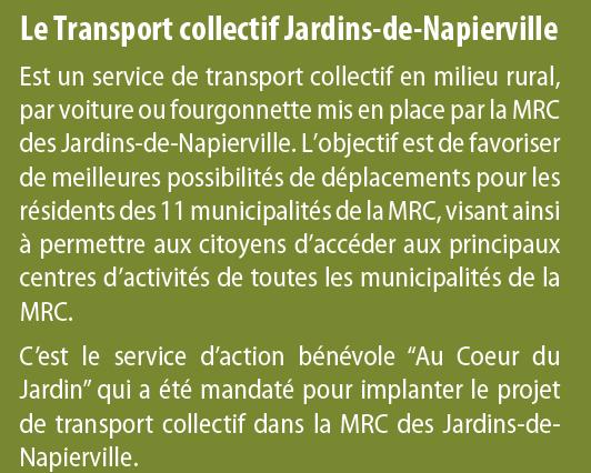 description transport collectif